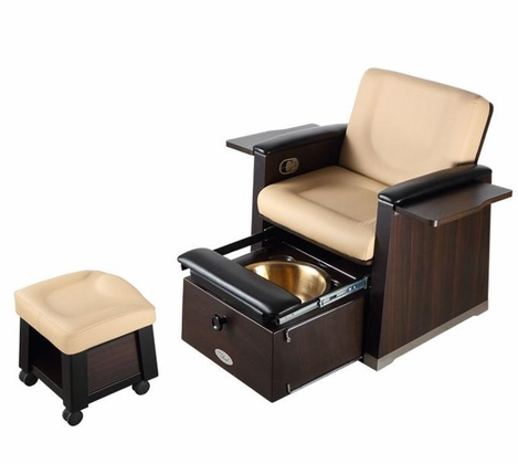 Comfort Soul - Alpina Pedicure Chair (Free Shipping)