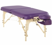 Custom Craftworks - Heritage Massage Table Package (Free Shipping)