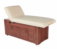 Custom Craftworks - M100 Lift Back Electric Spa Table
