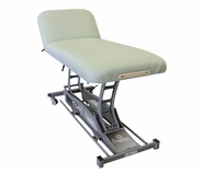 Custom Craftworks - Signature Spa Series Hands Free Lift Back Electric Table