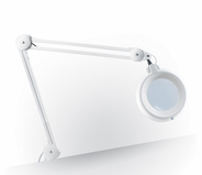 Daylight Slimline LED Magnifying Lamp - 3 & 5 Diopter Mag Lamp (U25030)