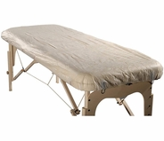 Disposable Fitted Table Sheet Cover(Pack of 10) for Massage Table