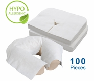 Disposable Headrest Covers - 100 count Earthlite