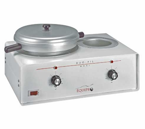 Duo Wax Warmer - Equipro Duo-Pil Maxi 41200