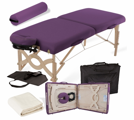 Earthlite - Avalon XD Massage Table SUPER Package (Free Shipping)