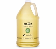 Earthlite Organic Massage Oil - 1 Gallon