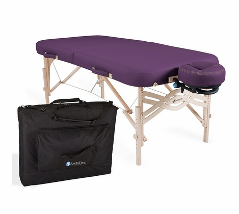 Earthlite - Spirit Massage Table Package w. Flex Face Cradle