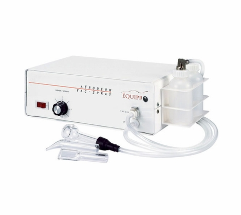 Equipro Aeroderm 11600 - Vacuum and Spray facial machine