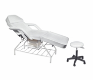Facial Bed with Rolling Stool and Drawers FBC-AD