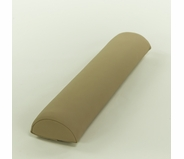 Half Cylinder Bolster - Touch America (3 inches x 27 inches)