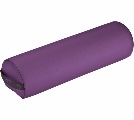 Jumbo 3 Quarter Round Bolster - Earthlite (8 inches x 26 inches)