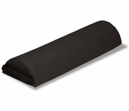 Jumbo Half Round Bolster - Earthlite (4.5 inches x 9 inches x 29 inches)