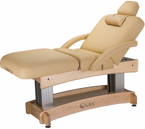 Living Earth Crafts - Aspen Electric Salon & Spa Table (Free Shipping)