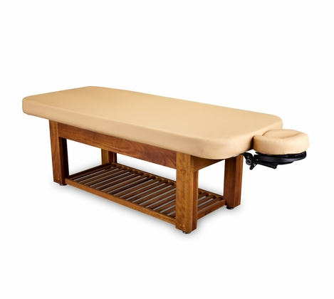 Living Earth Crafts - Napa La Mer Teak Wet Treatment Table