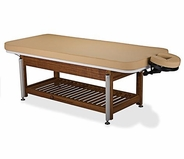Living Earth Crafts - Napa La Mer Teak Wet Treatment Table (Free Shipping)