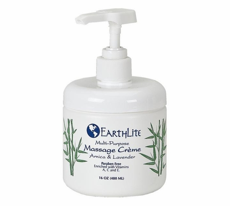 Massage Cream - 16oz.  Earthlite