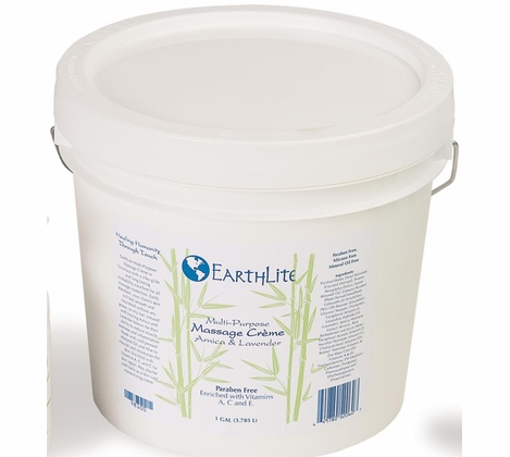 Massage Cream - Gallon Earthlite