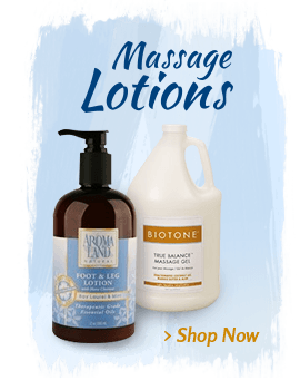 Massage Lotions