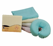 Massage Tables Sheets - Earthlite Samadhi-Pro Flannel Sheet Sets