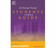 Massage Therapy Students DVD Guide 2 - Upper Extremities (Free Shipping)