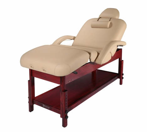 Master Massage - Claudia Deluxe Stationary Spa Table