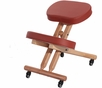 Master Massage Comfort Plus Wooden Kneeling Chair 10146