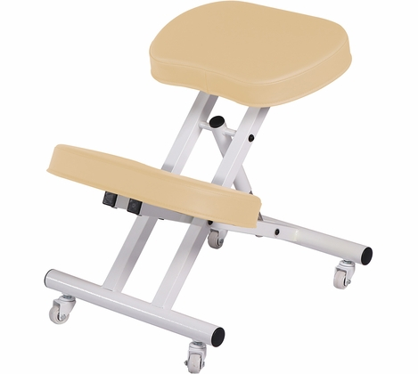 Master Massage Ergonomic  Steel Kneeling Chair  10148