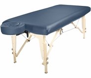 Master Massage PU Protection Vinyl Upholstery Cover in Royal Blue 10162