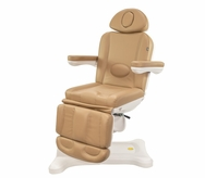 Medi Spa Facial Bed Exam Chair w Rotation - All Electric 2246B