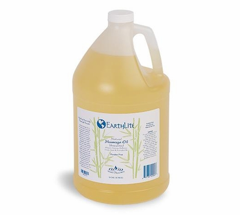 Nut Free Massage Oil - Gallon Earthlite
