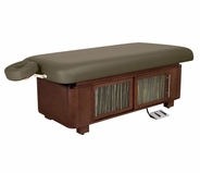 Oakworks - Celesta Electric Lift Flat Top Massage Table (Free Shipping)