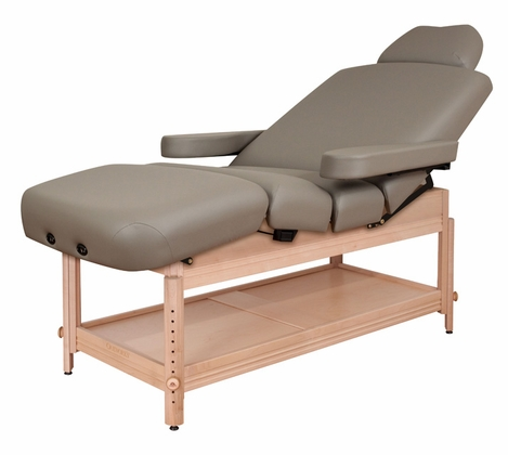 Oakworks - Clinician Adjustable with Lift Assist Salon Top (Free Shipping)