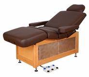 Oakworks - Clinician Premier Electric/Hydraulic Lift Salon Spa Table (Free Shipping)