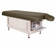 Oakworks - Clinician Premier Electric/Hydraulic Lift Table (Free Shipping)