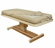 Oakworks - Marina Wet Treatment Electric Lift Spa Table (Free Shipping)
