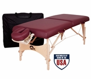 Oakworks - One Massage Table Package (Free Shipping)
