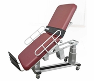 Oakworks - Vascular Ultrasound Table With Fowler (Free Shipping)