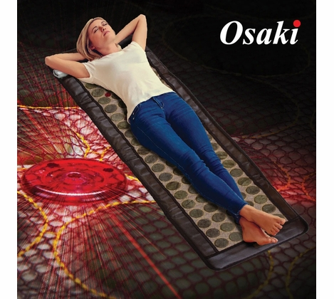 Osaki OS-JADE2 J2 Jade Photon Mat with Heat & Light Therapy