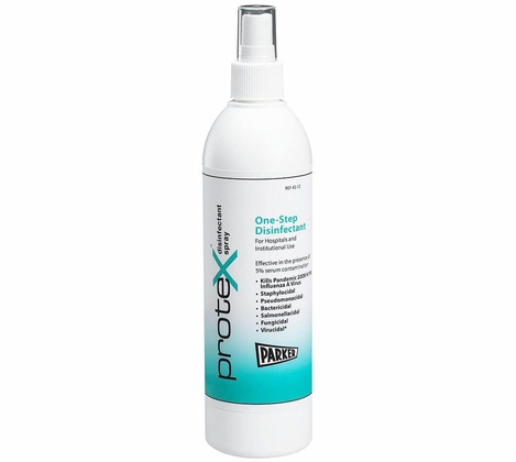 Parker Protex Disinfectant Spray - 12oz. Bottle