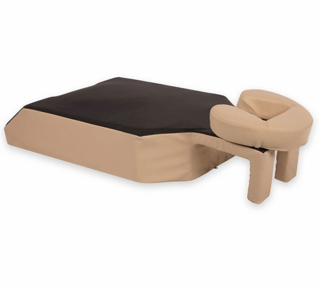 Prone Bolster & Comfort Headrest - Earthlite