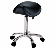 Rolling Stool Saddle 1024A - out of stock