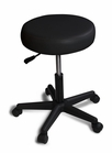 Rolling Swivel Stool - Spa Luxe