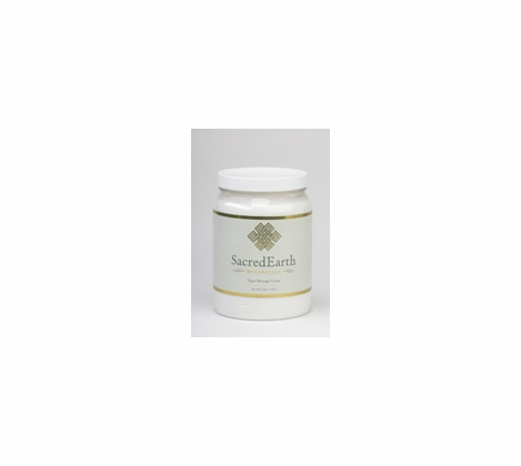 Sacred Earth Botanicals - Massage Cream - 1/2 Gallon