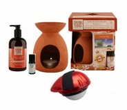 Serenity Massage and Aromatherapy Package
