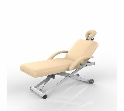Silver Fox Electric Massage Table with Power Tilt Back - 2274A