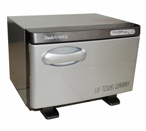 Small Hot Towel Cabi with UV - Touch America