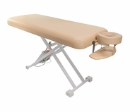 Spa Luxe - Electric Lift Massage Table (includes Facerest and Armshelf) - Back Order ETA 12/3