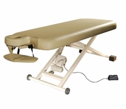 Spa Luxe - Electric Lift Massage Table (includes Facerest and Armshelf)