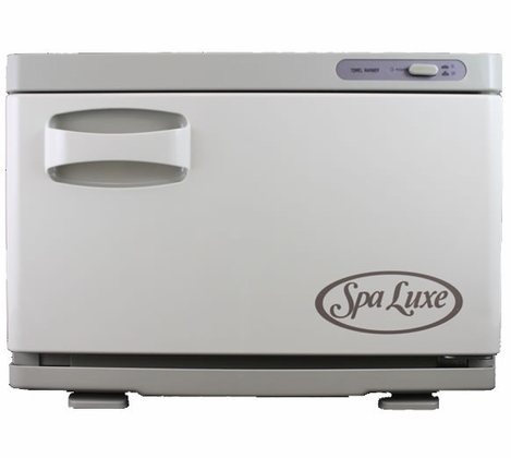 Spa Luxe Towel Warmer - Mini Hot Towel Cabinet (SL8)