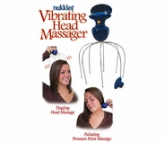 Sqwiggler Vibrating Head Massager by Nukkles (Squiggler)